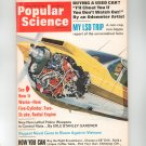 Popular Science Magazine December 1967 Vintage