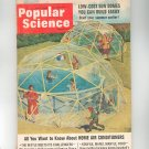 Popular Science Magazine May 1966 Vintage Low Cost Sun Domes