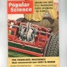 Popular Science Magazine June 1966 Vintage Amazing Cone Drive