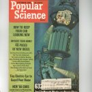 Popular Science Magazine September 1965 Vintage New '66 Cars