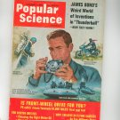 Popular Science Magazine January 1966 Vintage Is Front Wheel Drive For You