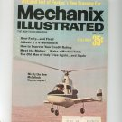 Mechanix Illustrated Magazine May 1971 Vintage Fly New McCulloch Hoppercopter