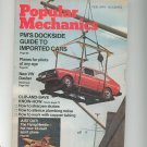 Popular Mechanics Magazine February 1974 Vintage New VW Dasher
