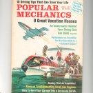 Popular Mechanics Magazine April 1971 Vintage Underwater Habitat