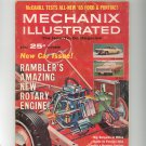 Mechanix Illustrated Magazine October 1964 Vintage Rambler's Amazing New Rotary Engine