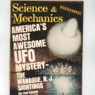 Science & Mechanics Magazine May 1967 Vintage America's Most Awesome UFO Mystery