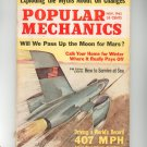 Popular Mechanics Magazine November 1963 Vintage How To Survive At Sea