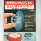Mechanix Illustrated Magazine December 1966 Vintage Mystery Motor