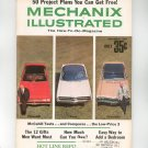 Mechanix Illustrated Magazine December 1968 Vintage