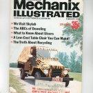 Mechanix Illustrated Magazine February 1973 Vintage