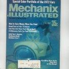 Mechanix Illustrated Magazine November 1971 Vintage Color Portfolio Of 1972 Cars