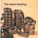 SKF The Exact Bearing Catalog / Brochure Vintage 1979