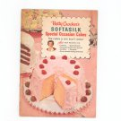 Vintage Betty Crocker Softasilk Cookbook / Booklet 1957