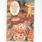 The Fleischmann Treasury Of Yeast Baking Cookbook Vintage Item