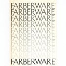 Farberware Convection / Broil Oven Manual