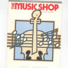 The Music Shop by Don Williams Manual Not PDF Broderbund Creative Workshop Series