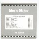 Movie Maker Manual Not PDF Electronic Arts