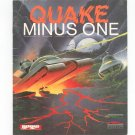 Quake Minus One Manual Not PDF Mindscape