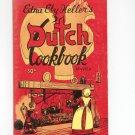 Edna Eby Heller's Dutch Cookbook Revised Vintage 1969