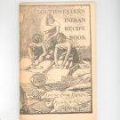 Southwestern Indian Recipe Book Cookbook Volume 1 First Edition ? 091058432x