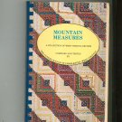 Mountain Measures Cookbook Junior League West Virginia Vintage First Edition & Printing 1974
