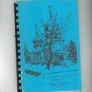 Vintage Cookbook St. Hermans Sisterhood Club Kodiak Alaska 1976