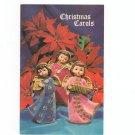 Christmas Carols Booklet Advertising Brooker Lumber Homestead Florida