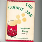 The Cookie Jar Cookbook by Josephine Perry Hard Cover Vintage