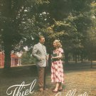 Thiel College Bulletin Vintage October 1948 Pennsylvania