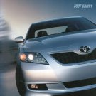2007 Toyota Camry Sales Brochure / Catalog