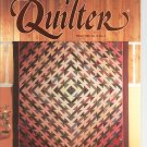 Lot Of 4 American Quilter Magazine 1990 Spring Summer Fall Winter