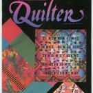 Lot Of 3 American Quilter Magazine 1992 Spring Summer Fall