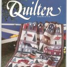Lot Of 4 American Quilter Magazine 1988 Spring Summer Fall Winter