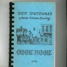 Der Dutchman Amish Kitchen Cooking Cookbook Regional Walnut Creek Ohio Vintage 1973