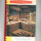 Favorite Recipes From Our Best Cooks Cookbook Regional Walker Ladies Guild Vintage 1972
