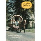 National Geographic School Bulletin March 1970 Caravan Through County Cork