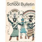 National Geographic School Bulletin December 1970 Proud Apaches Build On Tribal Traditions