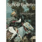 National Geographic School Bulletin November 1970 Ethiopia The Hidden Empire