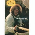 National Geographic School Bulletin November 1969 Big Business Comes To Eskimoland