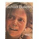 National Geographic School Bulletin May 1971 Pakistan Storm Victim