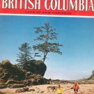 Beautiful British Columbia Land Of New Horizons Travel Guide Vintage Winter 1976