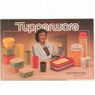 Tupperware Catalog 1982