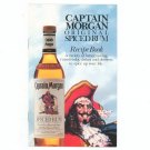 Captain Morgan Original Spiced Rum Recipe Book Drinks Dishes Desserts 1983