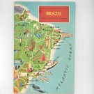 Brazil Around The World Program Charles Wagley Vintage