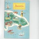 Jamaica Around The World Program E. John Long Vintage