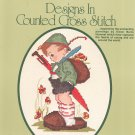 Authentic Hummel Designs In Counted Cross Stitch Volume 1 Book 5073 Paragon Needlecraft