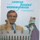 Mister Rogers Neighborhood Of Makebelieve Charted designs For Needlework Art By Abby