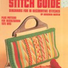 Needlepoint Stitch Guide by Barbara Hunter Leisure Arts 27 Vintage 1973