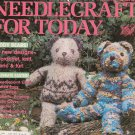 Vintage Needlecraft For Today March April 1984 With Patterns