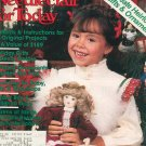 Vintage Needlecraft For Today November December 1983 With Patterns